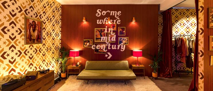 Converse One Star Hotel redefined creativity in live events