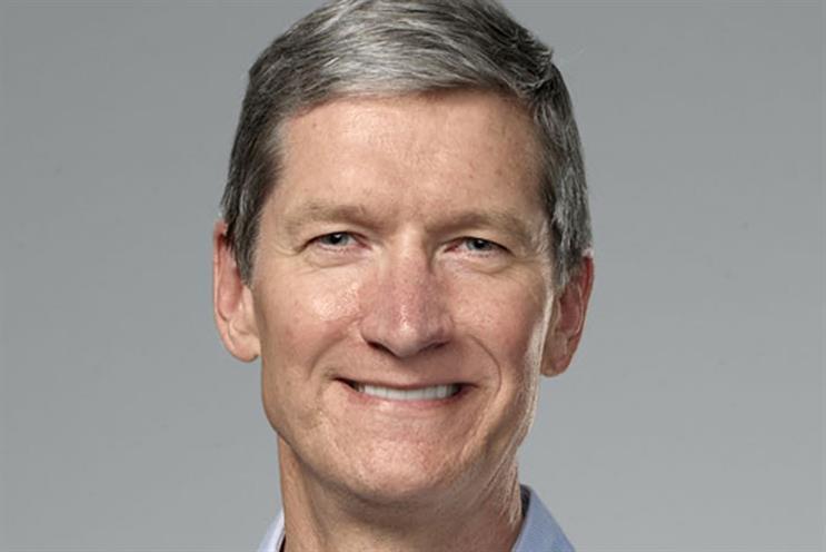 Tim Cook: Apple boss reportedly met with media companies last week