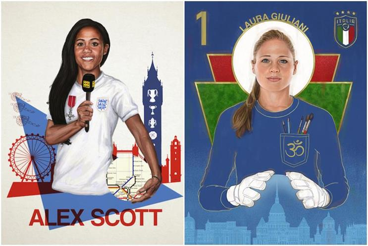 adce2bd4f Twitter, Nike, Three and more pitch in on Women's World Cup