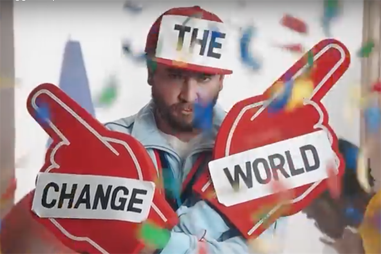 Coral's World Cup campaign featured American comedian Danny McBride