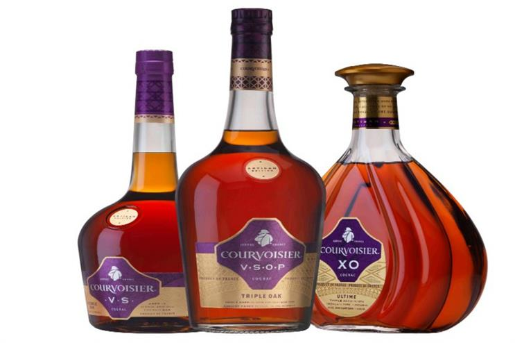 Courvoisier: celebrating the launch of its Artisan Edition