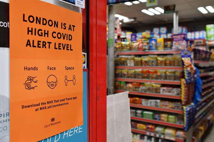 ONS: found public turns to TV to find out local alert levels (pic credit: Getty)