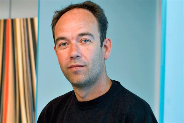Jeremy Craigen: announces his departure from DDB