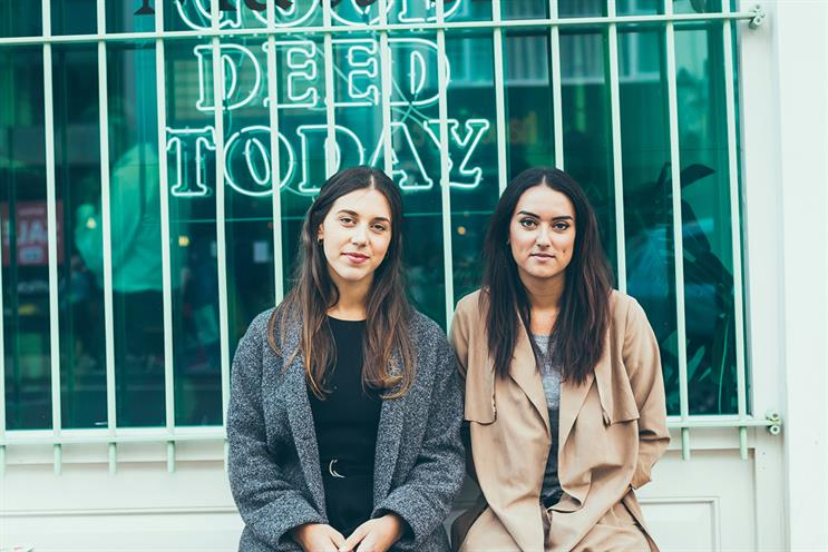 Why we're loving: Charlotte Cramer and Scarlett Montanaro, Crack + Cider