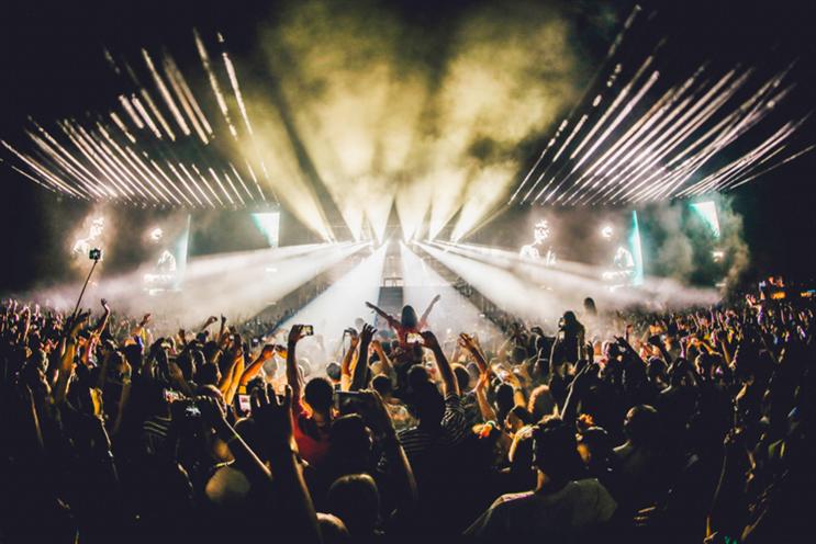 Creamfields 2019 Sunday Arc Swedish House Mafia Photo Credit: Jack Kimber Photography