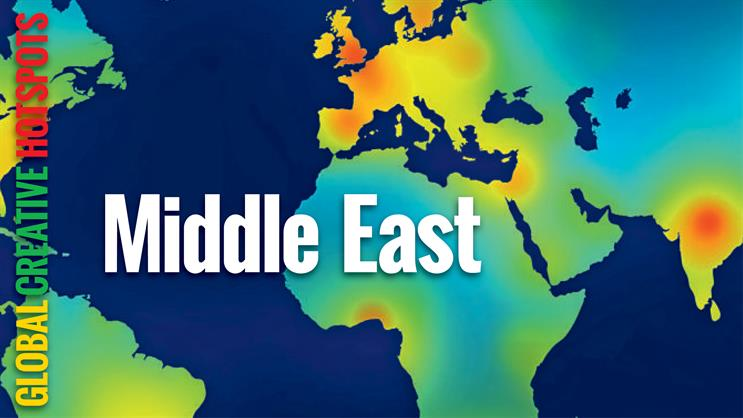 The Middle East: full of creative potential, but hampered by barriers and traditions