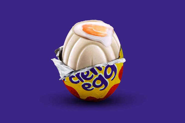 Cadbury launches hidden white chocolate Creme Eggs with cash prizes