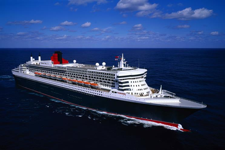 Cunard: Alpha Century handles creative account