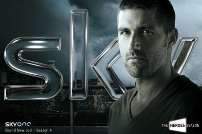 BSkyB... launching 3D channel next year