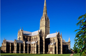Salisbury Cathedral...appointing Last Exit