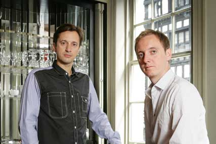 Eaves and Boyd put content at heart of comms