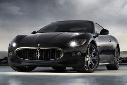 Maserati: has approached DM agencies