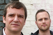 Rob Potts (l) and Andy Jex...appointed by Saatchi & Saatchi