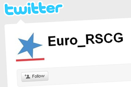 Euro RSCG: relaunches site using Twitter