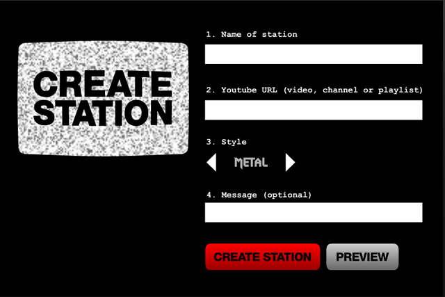 Create Station: DIY YouTube video branding