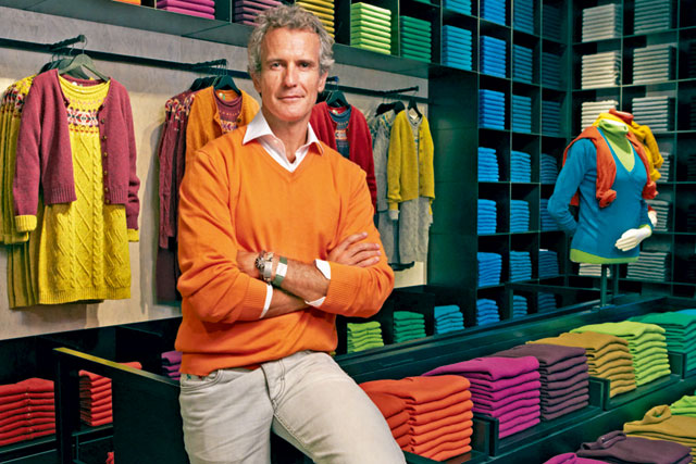 Alessandro Benetton on building a brand out of controversy
