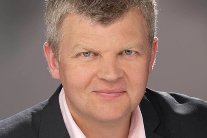 Adrian Chiles: hosts ITV's FA Cup coverage