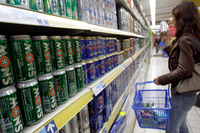Snow's anonymity beyond China belies the fact that it has overtaken Budweiser as the world's biggest beer brand