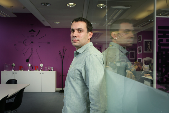 Dave Roberts: new deputy managing director at M&C Saatchi Sport and Entertainment