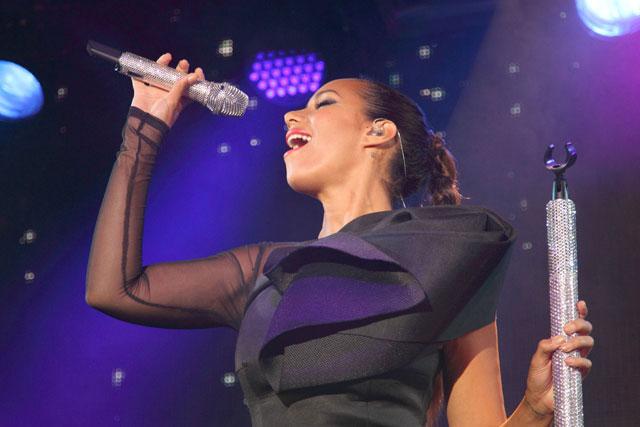 Leona Lewis: Syco act