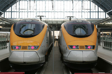 Eurostar has launched a monthly magazine