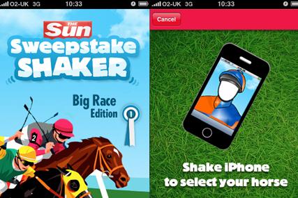 The Sun: Grand National sweepstake app