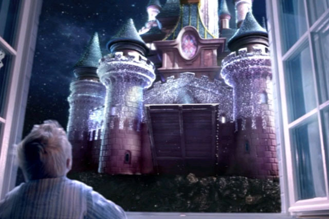 Disneyland Paris: already uses BETC Euro RSCG in Europe