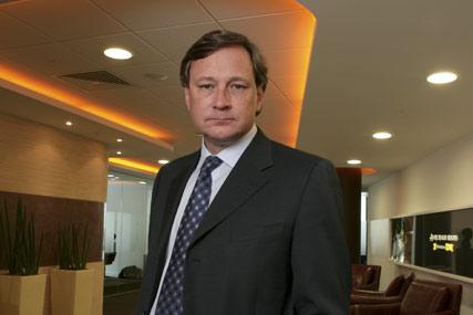 Rupert Howell: leaving ITV
