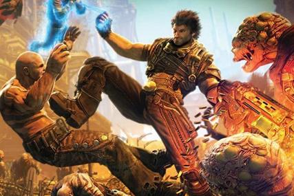Bulletstorm: EA Games' title