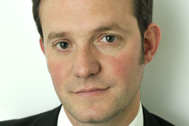 Richard Johnstone: joins UPP as managing partner