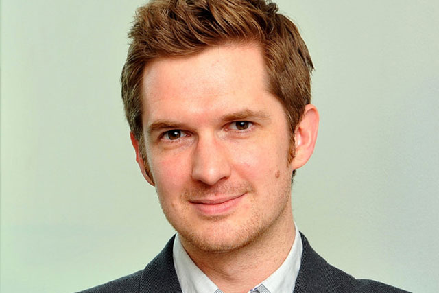 Toby Evans: appointed publisher of InStyle title