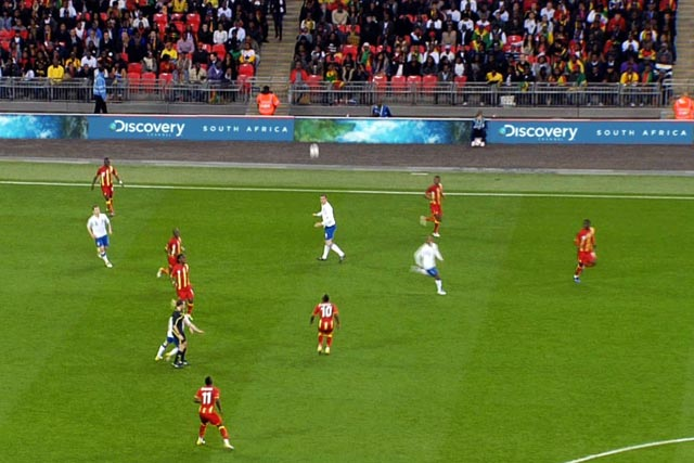 Football Association: to roll out new country-specific advertising technology
