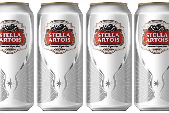 Stella Artois: brand could be affected by owner AB InBev's stance over new movie