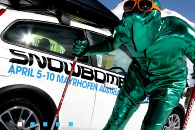 Snowbombing: music festival in the snow creates Facebook app