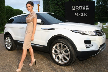 Social media unit worked on the launch of the new Range Rover Evoque
