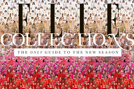 Elle Collections: the biannual glossy