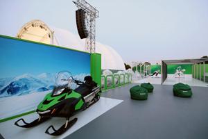 Sochi.Park which showcases the Russian city of Sochi