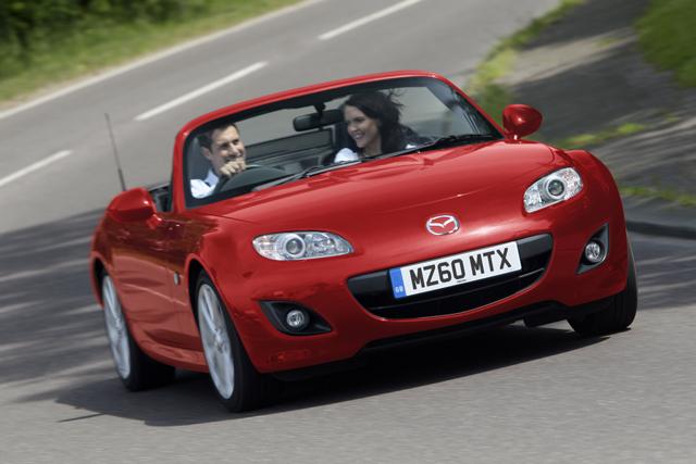 Mazda: first big-ticket backer of Facebook Deals