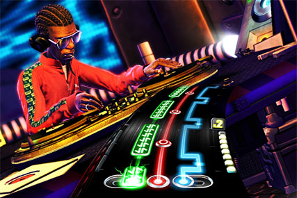 Activision Blizzard's DJ Hero: one of the accounts to be handled by Balakrishnan