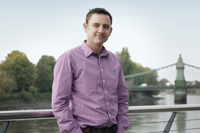 John Perkins: promoted to managing director at Rapp UK