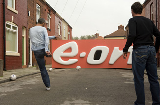 E.ON's Jeremy Davies blasts rivals about green claims