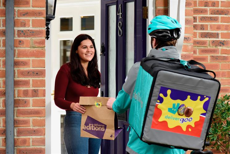 Deliveroo Editions to deliver Cadbury Creme Egg recipes for Valentine's