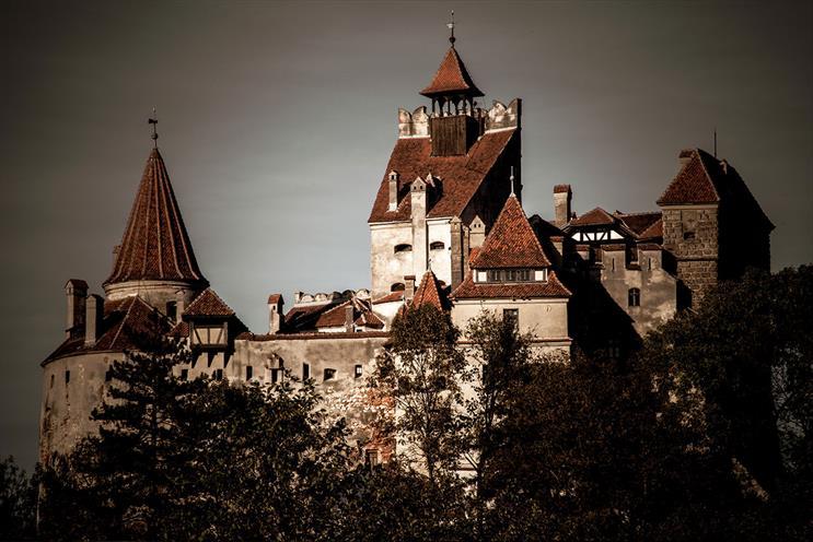 Desperados: Bran Castle will provide backdrop for the event