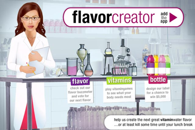 Noise: latest Engine acqusition created Vitaminwater's flavorcreator