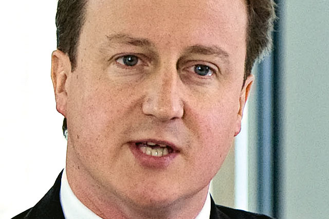 David Cameron: reportedly trialling a mobile app