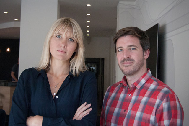 Hynes (left) and Emmel: former Dare duo launch agency