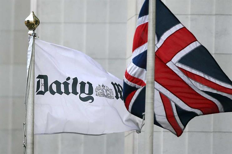 DMGT: ad revenue across portfolio reached £329m