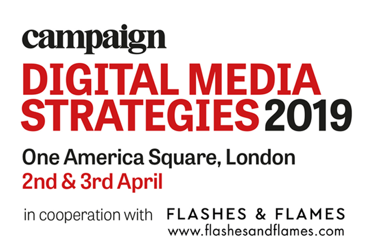 Digital Media Strategies | 2-3 April 2019