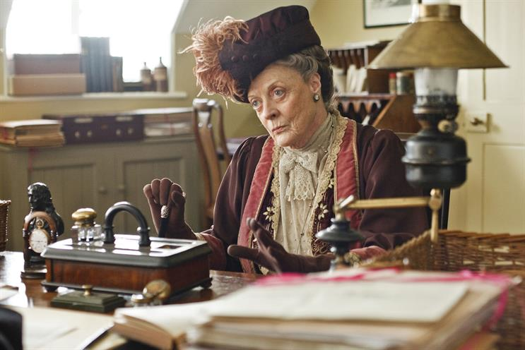 Downtown Abbey: Tesco Finest is to sponsor the third series of the ITV drama