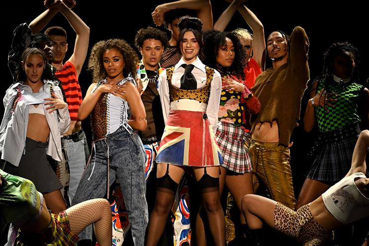 The Brit Awards showed me how much I've been missing